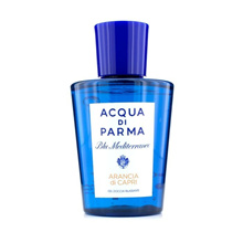 Acqua Di Parma Blu Mediterraneo Arancia Di Capri Relaxing Shower Gel (New Packaging) 200ml