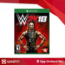 [XB1] WWE 2K18 Standard Edition