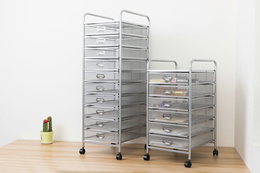 10-drawer file cabinets this cart creative Home Office cabinets exports Europe and the metal grid st