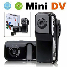 MD80 Mini Camcorder Support Net-Camera Mini DV Record Camera Support 8G TF Card 720*480 Vedio