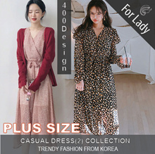 ♥Buy Get Free Gift♥22nd Sep Update ♥Korean Style♥ Linen / Casual / LOOSE Fit  / Plus Size