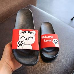 New children s slippers in summer women bathroom