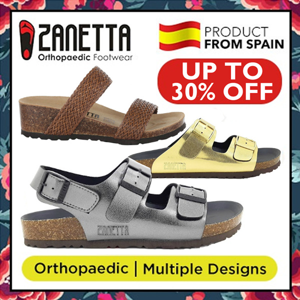 [ZANETTA Ladies Heels]?EXCLUSIVE DEAL? Spain Products Deals for only S$39.9 instead of S$39.9
