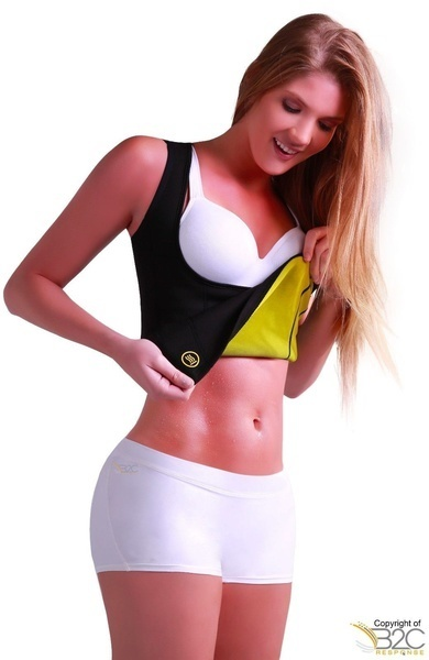8996c92dc4 Cami Hot Women s Hot Shapers Shirt - belt tecnomed thermo slimming thermo  redu
