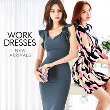 ♥ New Arrivals ♥ Korean Style ♥ Work Dress / Trending  Styles / Casual / Basic Dress / Plus Size/ OL