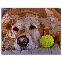(CafePress) CafePress - Golden Moment - Jigsaw Puzzle, 30 pcs.-
