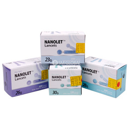 LANCET 200p DongBang Nanolet lancets Cupping pull out the blood / 23G 26G 28G 30G