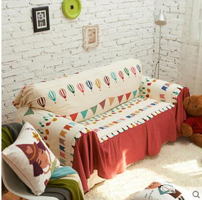 Cloth Art Sofa Cover