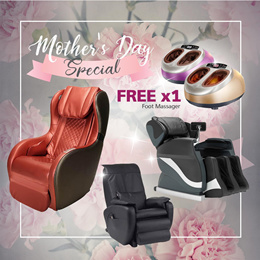 Mothers Day Gift / Massage Chairs / Neck Body Back Massage / Ease Fatigue and Tiredness