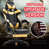 NEW UPGRADE VERSION Gaming chair / LOL Chair / Racer Seat Chair