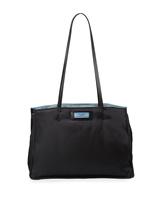 745f7bd077 Prada   PRADA    Tessuto Large Double Shoulder Tote Bag