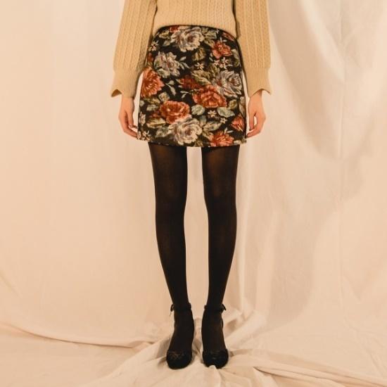 タプゴル小売配色モクポルラワンピースTFDBOP922F 面ワンピース/ 韓国ファッション