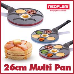 [Neoflam Korea] Pancake Maker Pan Flipjack Omelette Flip Jack Eggs Waffle Pan Cake pan Egg Pan