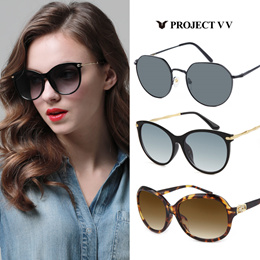 PROJECT VV Sunglass for both Men and Women / 100% Authentic / 2019 New / Unisex / Q10 x EYESYS