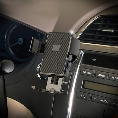 Qoo10 Car Phone Holder Car Bracket Car Navigation Frame Car Center