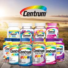 [Free Shipping] Popular multivitamin centrum silver men and women multi vitamins 250 tablets 1 + 1