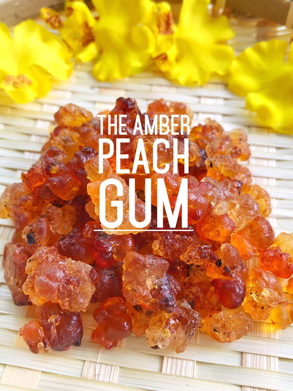 qoo10 - amber peach gum : nutritious items