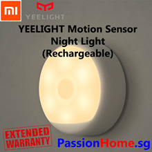 Yeelight Rechargeable Motion Sensor Nightlight - Xiaomi Mi Night Light