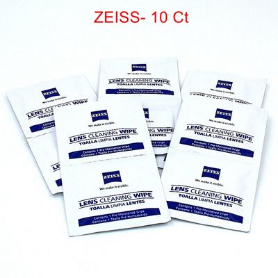 Zeiss Pre-moistened Lens Wipes Cleaning for Eyeglass Lenses Sunglasses  Camera Lenses Cell Phone Lapt