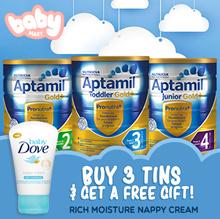 【Apply Qoo10 $12 Cart Coupon*BUNDLE DEAL * Aptamil Gold+ Premium Milk Formula / New Zealand Imported