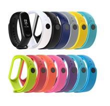 Xiaomi Mi Band 4 3 Strap Smart Accessories Miband Smart Wristband Strap Replacement