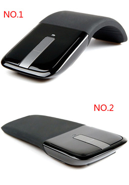 Wireless Touch folded Arc Touch Mouse II 2.4 G Wireless Mouse