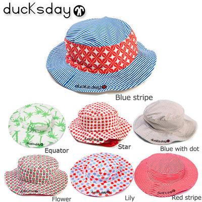 8b8f23c037e18 送料無料 帽子 キッズ UV ハット 子供 Maching Hat RHA010115 ducksday 男の子 女の子