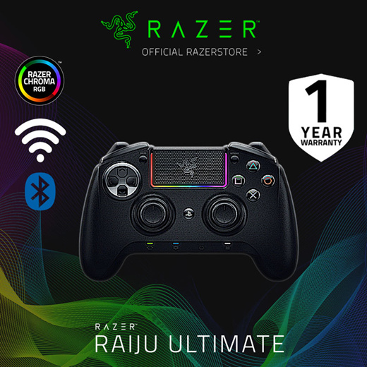 Qoo10 Raiju Ultimate Computer Game View and download razer raiju ultimate master manual online. razerrazer raiju ultimate wireless gaming controller for pc and ps4 1 year warranty