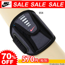 Nike (NIKE) bargain basement! Running Small arm pouch NRF05954NS-TK [Category: Running arm pouch]