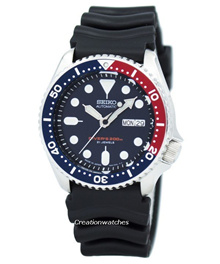 [CreationWatches] Seiko Automatic Diver Made in Japan SKX009J1 SKX009J Mens Watch