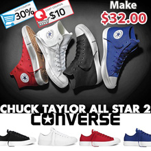 [CONVERSE] MAKE $32 / 13 TYPE CHUCK TAYLOR / ALL STAR /Free shipping