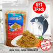 [HOT ITEM] [GET 3PACK]Abon Ikan Cakalang ★ 100% Natural ★ Fresh ★ Healthy ★ Tasty ★ Nutritious