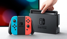 !NEW IN! Nintendo Switch - Neon Red/Neon Blue