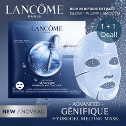 Lancome Advanced Genifique Hydrogel Mask 1+1 Deal
