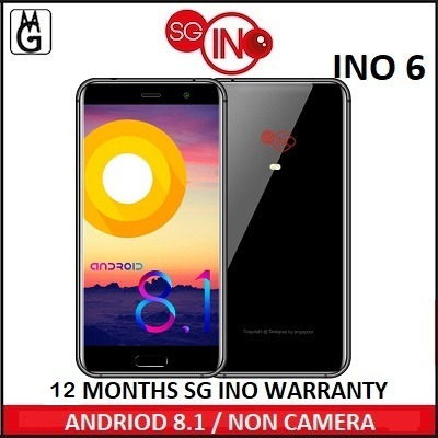 INOSG INO 6 NON-CAMERA SMART PHONE 4/64GB / Local 12mths Warranty