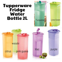 Tupperware Fridge Water Bottle 2.0L with free Qxpress delivery!
