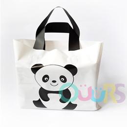 Panda Plastic Bag l Cute Panda I Goodie Bag l Cute Packaging l Gift l Birthday