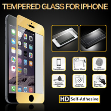 Tempered Glass Mirror Colour 3D and Transparant for Iphone Front and Back ( Depan Belakang )iphone 4 | Iphone 5 | Iphone 6 | Iphone 6+