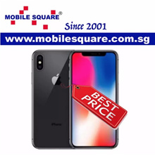 Apple iPhone X 64GB (Telco Activated Set)