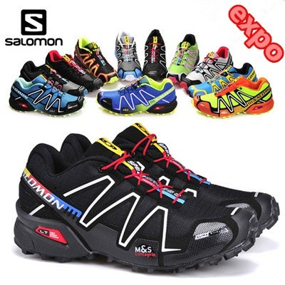 Men ◆SALOMON Athletic Shoes◆Running Outdoor Sneakers5color39 46 sizesClimbing shoes sports shoe