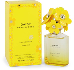 MARC JACOBS Daisy Sunshine * Daisy Dream Sunshine * Daisy LOVE SunshineDaisy  sunshine EDT 50ml