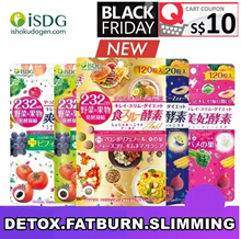 BLACK FRIDAY SALES! ♥ [ISDG] AUTHORISED SELLER ♥ ISDG JAPAN NO.1 ENZYME SLIMMING/DETOX/BURN FAT
