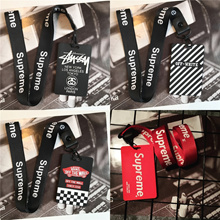 [ 3 Supreme ] Supreme Card Holder / Card Holder Lanyard / Card Pouch / Ezlink Card Pouch / Supreme