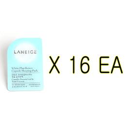 [LANEIGE] White Plus Renew Capsule Sleeping Pack 3ml X 16ea for all skin types