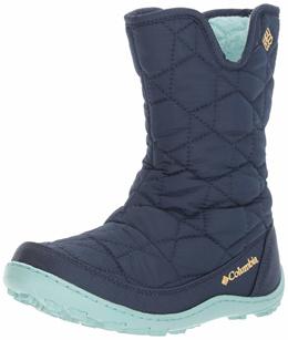 Columbia Kids Youth Minx Slip Omni-Heat Waterproof Snow Boot