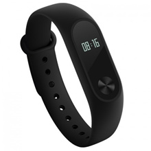 Xiaomi Mi Band 2 Smart Heart Rate OLED Display Clock Bluetooth Smartband Wristband (Black Color)**PURCHASE 3PCS FOR 1 SHIPPING FEE
