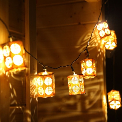 Chinese Style Led String Lights