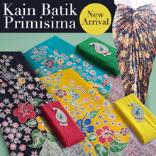 Primisima Batik Cloth - High Quality Batik Fabrique - New Arrival