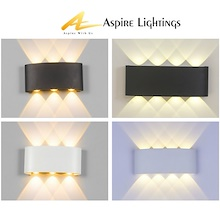 Outdoor Waterproof Indoor LED Wall Light IP65 Wall Lamp