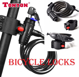 NEW Anti Theft Device Motor Bike Cycle Bicycle Scooter Security Wire Cable Lock Bicycle/Bike Lock